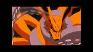 Naruto Shippuden Naruto vs kybi part1