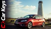 Nissan Pulsar 2015 review - Car Keys