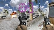 Serious Sam 3: Bfe - Split Screen Co-op - Part 1, Summer in Cairo