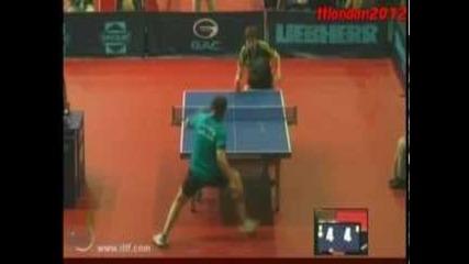 Austrian Open 2013 | Ryu Seung Min vs Dmitrij Prokopcov