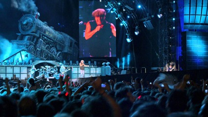 Ac/dc - Thunderstruck (live - River Plate - Concert Clip)