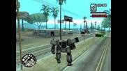 Front Mission Gta Patrol Robot Mod