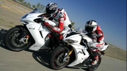 Mv Agusta F3 vs Triumph Daytona 675r! Three-cylinder Smackdown - On Two Wheels Episode 15