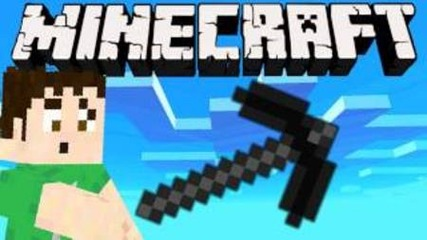 Minecraft-pickaxr Of Darkness