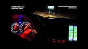 Nissan Gt-r 0-300 km/h (0-186 mph) Autobahn at night by Gtboard.com and Gustav