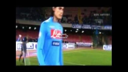 Falcao vs Cavani 2012