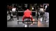 Kai Greene - Bodybuilding train