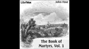 Foxe's Book of Martyrs - (full Audiobook) - part 1