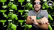 Gangnam Style изпълнение е на китара !