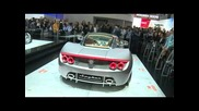 Actual Video - 2014 Spyker B6 Venator debut at Geneva Motor Show 2013 - horsepower spesc price