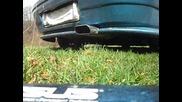 Момо корс ауспух с права генерация 1.6 16в / Momo corse exhaust system