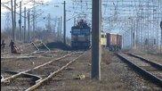 Бжк с локомотиви 40 0367,40 0797,87 004,87 029 и 87 028