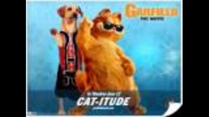 Garfield qko dence na pesenta na madagaskar-(smqh)_