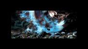 Ghost Rider 2 spirit of vengeance (hell blue)