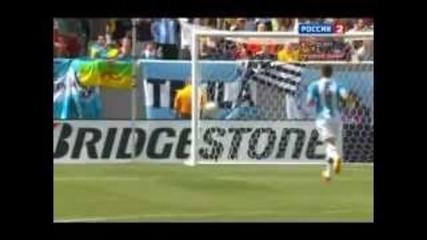 Argentina vs Brazil 4-3 All Goals Messi
