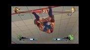 Super Street Fighter 4 - Zangief Ultra 1 Ultimate Atomic Buster