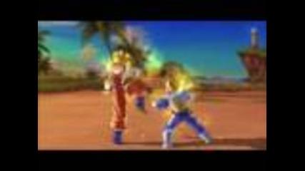 Dragon Ball Z: Burst Limit - Official Super Vegeta & Super Goku Trailer