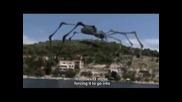 чудовище паяк