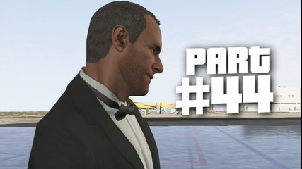 Grand Theft Auto 5 Gameplay Walkthrough Part 44 - Eye in the Sky (gta 5)