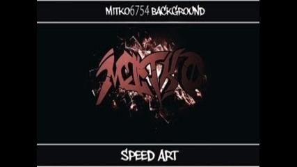 Speed Art # Background for Mitko6754