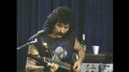 Tony Iommi Guitar Lesson/ Tони Айоми урок по китара