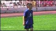Данониада 2012, Полуфинал - Ц С К А и Спартак Варна