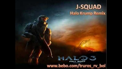 J Squad - Halo Krump Remix