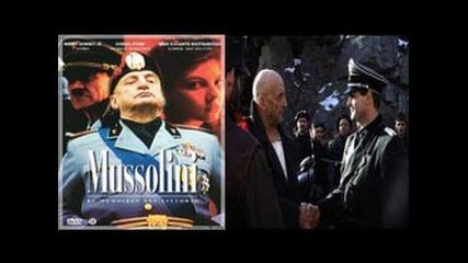 Муссолини Нерассказанная история (полная версия).военные фильмы