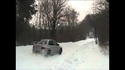 """М.сурилов Се """"лозево"""", сняг"""