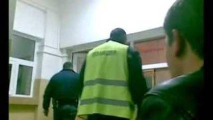 Бруталността на Бг полицията. Заплаха за убийство!!!