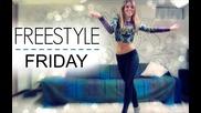 Freestyle Friday Amymarie Gaertner