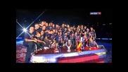 Fc Barcelona - Празникът на Копа де celebraci