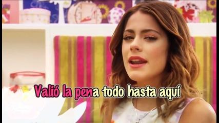 Violetta 2 - Hoy Somos Mаs - Letrа