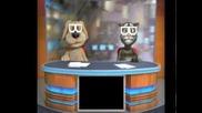 Stereo Talking Tom & Ben News ~ Dubstep Tom Cat