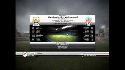 Fifa 12 Manager Liverpool - Ep 5