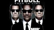 Pitbull - Back in Time