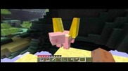 Minecraft Aether Gameplay E2