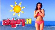 Nadia ft. Johan K - Senior (official Video 2015) Szlagiery.tv Szlagiery.tv