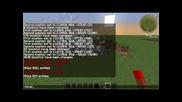 Minecraft - Тестване на обсидиан