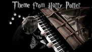 Harry Potter Theme - Incredible Piano Solo of Jarrod Radnich by Thepianoguys