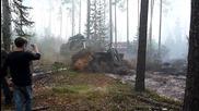 Руското чудовище Бат-2(pure engine sound)