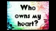 Miley Cyrus- Who Owns My Heart Full Song With Lyrics On-screen (hq)