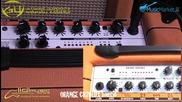 Ревю на Orange Cr20ldx кубе за електрическа китара