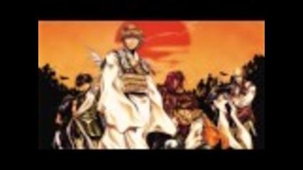 Saiyuki - The Way to Paradise