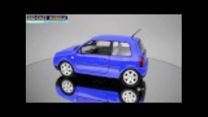 Volkswagen Lupo - 1:24 - Welly