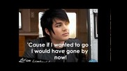Adam Lambert - Better Than I Know Myself [lyrics]