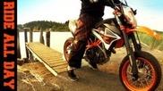 Ride All Day: Supermotard Madness