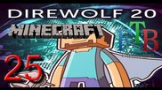 Ftb Direwolf20 - Minecraft 1.5.2 - survival with friends s.1/part.25