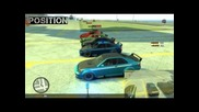 Gta 4 - Custom Airport Race 3