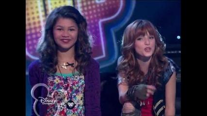 A tutto ritmo su Disney Channel: il backstage